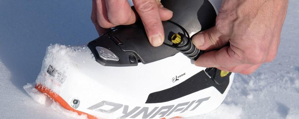 Produkttest, Skitouren-Schuhe