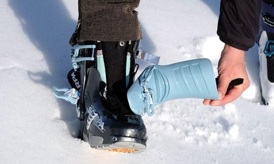 Skitouren-Schuh Produkttest