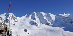 Piz Palü: Skitouren-Klassiker in der Bernina