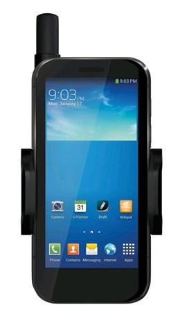 Test, Produkttest, Notrufsysteme, Satelitentelefon
