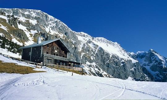 Skitour, Tourenbeschreibung, Schneibstein