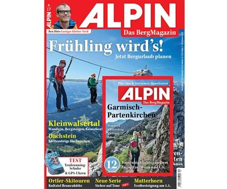 Fotogalerie zu ALPIN 04/2017