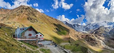 Das liebste Berghaus der ALPIN-Community