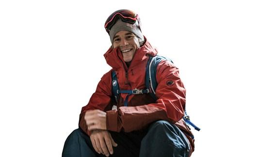 Interview mit Extrem-Skifahrer Jérémie Heitz