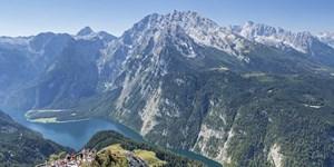 Schwere Unfälle in den Alpen
