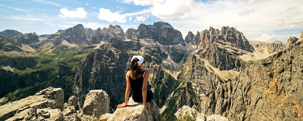 ALPIN Fototrekking im Trentino