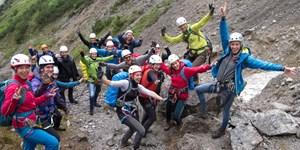 Wir tickern LIVE! von der Bergsportwoche