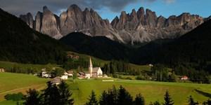 Von den Alpen bis nach Feuerland