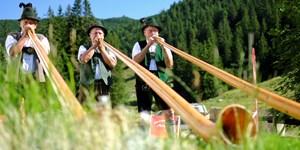 Schleching und Sachrang sind jetzt Bergsteigerdörfer