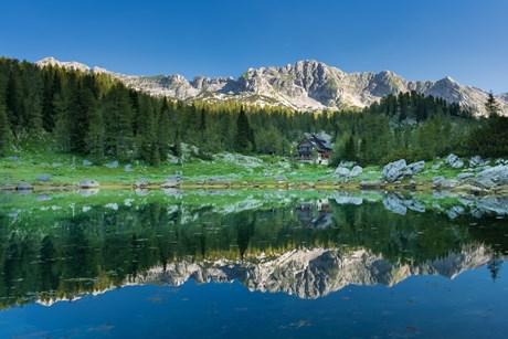 Ausflug in die slowenische Bergwelt
