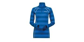 Produkttest Bergans Lady Fjellrapp Half Zip Shirt