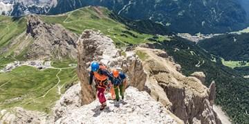 Fotogalerie: Bergführer - Alt trifft jung