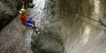 Test Klettersteigsets 2017
