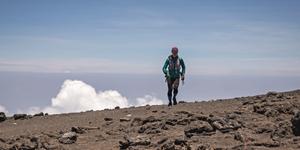 Fernanda Maciel bricht Rekord am Kilimanjaro