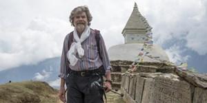 Reinhold Messner stellt neuen Film vor