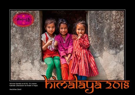 Kalender: himalaya 2018