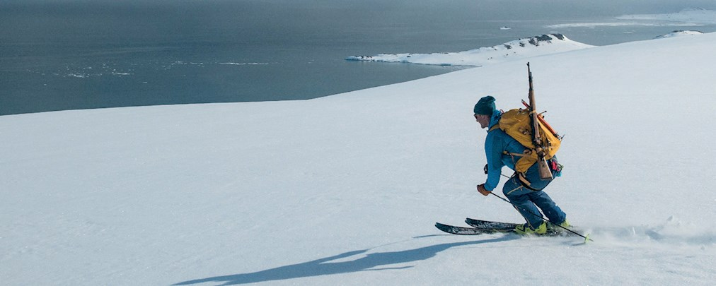 Skitouren Spitzbergen, ALPIN Reportage