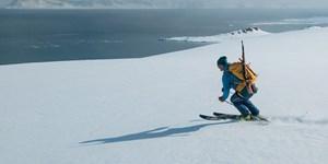 Skitourenabenteuer auf Spitzbergen
