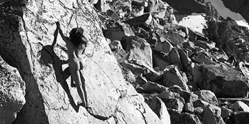 Stone Nudes 2018: Nackte Schönheiten beim Bouldern