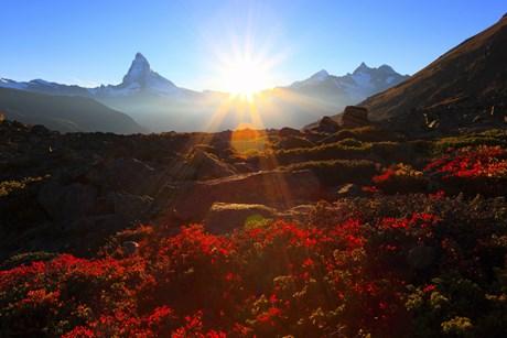 Fotogalerie: Die beliebtesten Insta-Bilder des Matterhorns