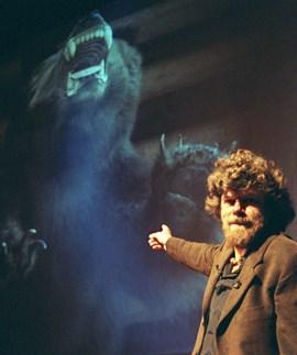 Messner und der Yeti-Mythos