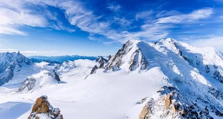 Fotogalerie: Der Mont Blanc