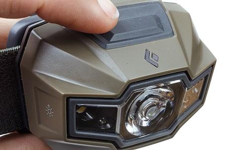 Stirnlampen im Detail