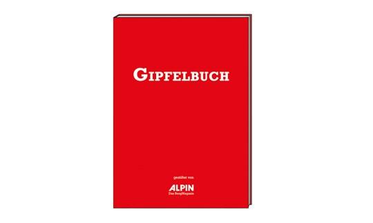 Das ALPIN-Gipfelbuch