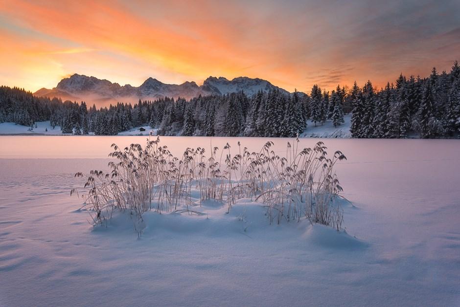 Winterglühen