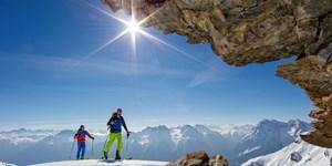 Skitour durch die Silvretta