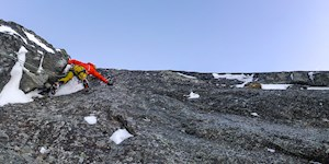 Hansjörg Auer: Kletter-Erfolge im Ötztal