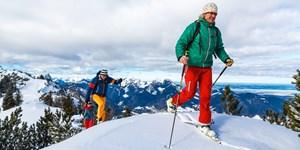 Auf Skitour im Chiemgau