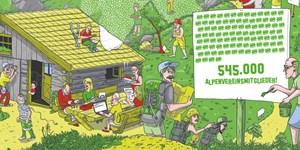 Österreichs Alpenverein verzeichnet beachtlichen Mitgliederzuwachs