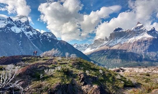 Rundweg Torres del Paine