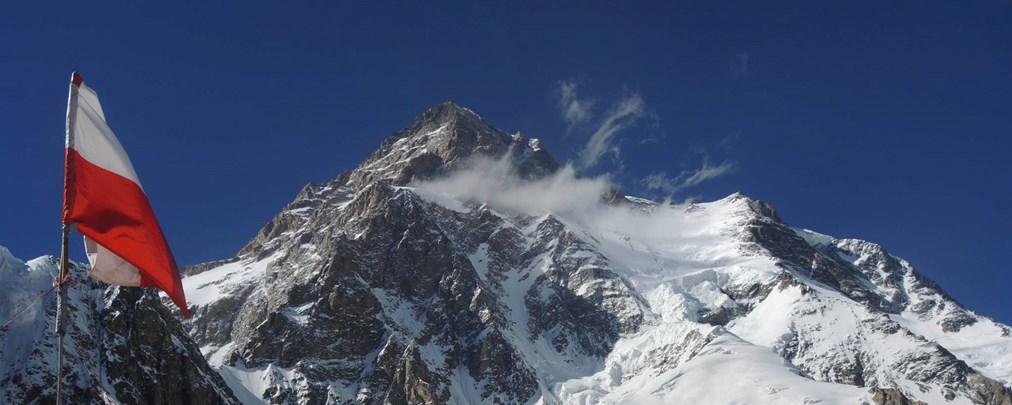 Polnische Winterbesteigung K2