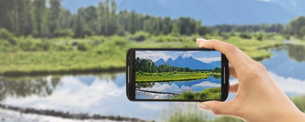 Mit Berg-Apps unterwegs