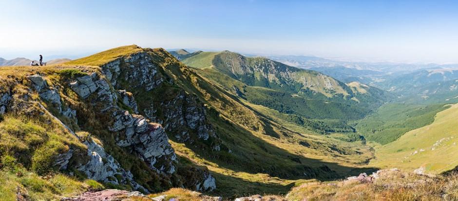 Midžor (2169 m): Der höchste Berg Serbiens