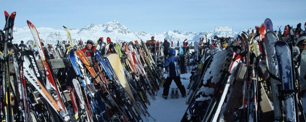 Skiständer