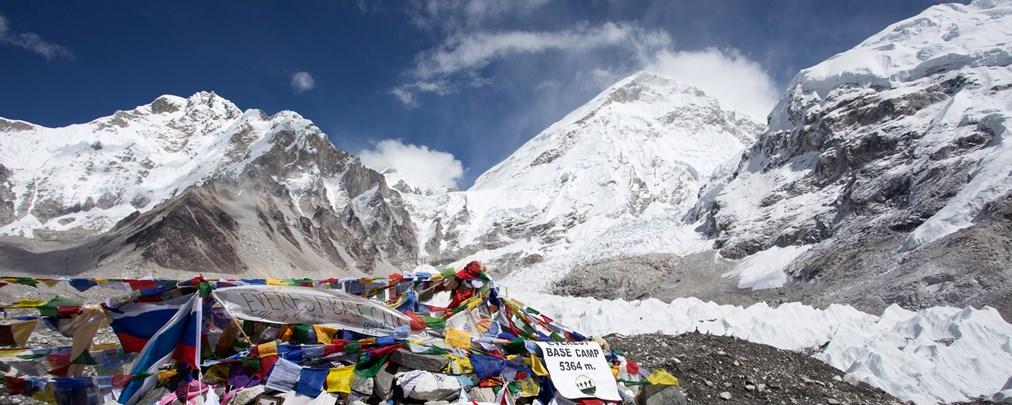 Moun Everest Basislager