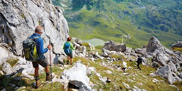 Mit Herzproblemen in die Berge und Höhe