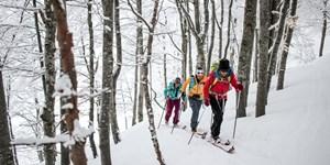 Die besten Bilder der längsten Skitour der Welt