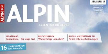 Heftvorstellung ALPIN 05/2018