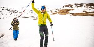 Norweger stellt neuen Weltrekord im Skibergsteigen auf