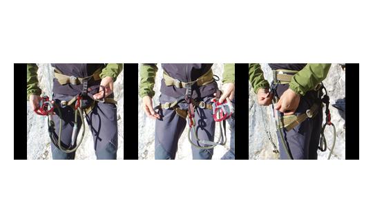 Klettergurt Mit Klettersteigset : Mit kindern auf dem klettersteig