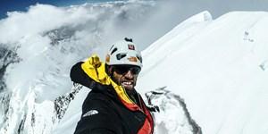Hansjörg Auer: Solo-Erstbegehung im Karakorum