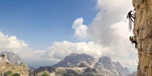 Kletter-Topos aus den Sextener Dolomiten!