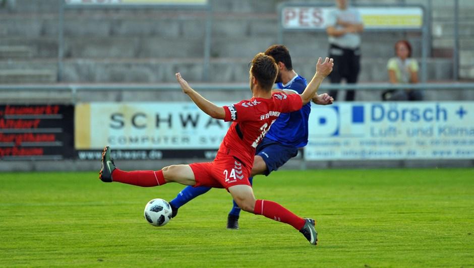 Toto-Pokal Bayern, Achtelfinale