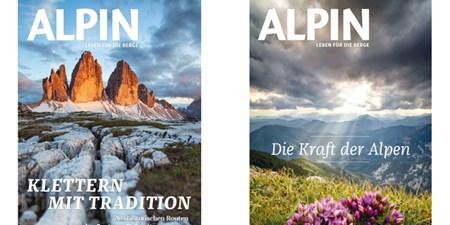 Gratis: Alle Extras aus dem ALPIN-Heft