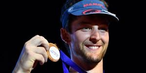 Kletter-WM: Hojer holt Bronze