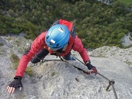 Klettersteigset Mammut Rückruf : Rückrufaktion ist ihr klettersteigset sicher
